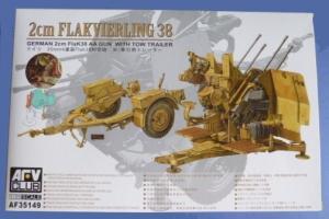 FlakVierling-38 AfvClub