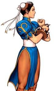 Chun-Li Capcom
