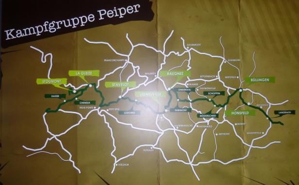 Percorso Peiper