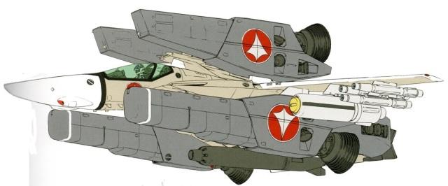 VF-1J S-Fast Original II