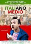 Italiano Medio Locandina