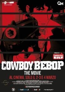 Cowboy BePop locandina