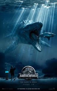 Jurassic World Locandina