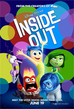 Inside Out locandina