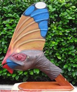 231 Pterosaurus Tapejaridae