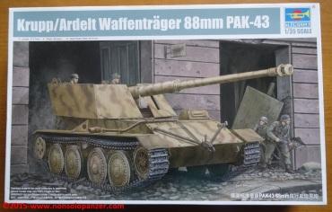 01 Krupp Ardelt Waffentrager Trumpeter