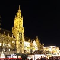 052 Munich by Night