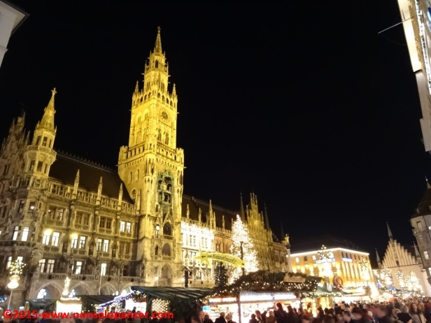 052 Munich by Night