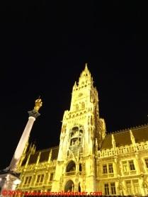 053 Munich by Night