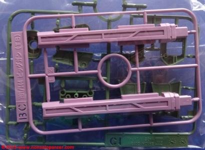09 Zaku II Big Gun Bandai