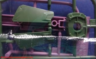 11 Zaku II Big Gun Bandai