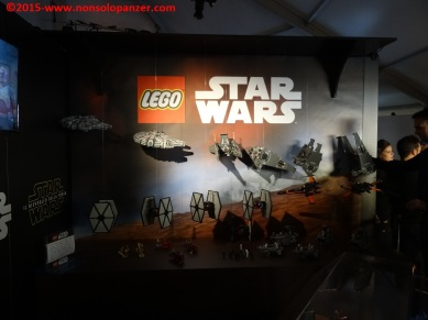 13 Star Wars Stand Lucca 2015