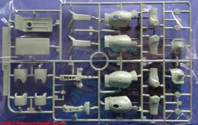15 Zaku II Big Gun Bandai