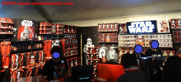21 Star Wars Stand Lucca 2015