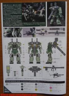 31 Zaku II Big Gun Bandai