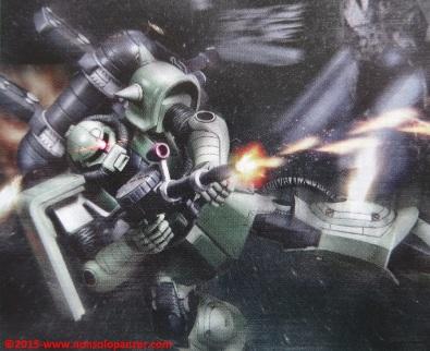 32 Zaku II Big Gun Bandai