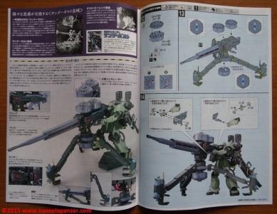 34 Zaku II Big Gun Bandai
