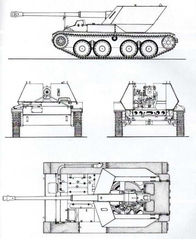 41 Krupp Ardelt Waffentrager