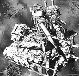 41 Zaku II Gundam Thunderbolt