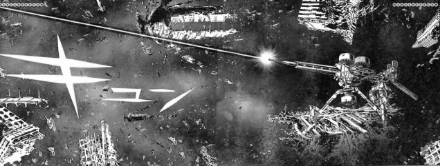42 Zaku II Gundam Thunderbolt