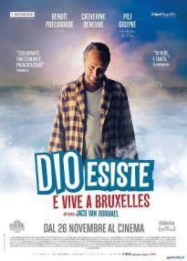 Dio esiste e vive a Bruxelles locandina