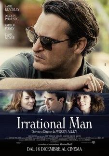 Irrational Man Locandina
