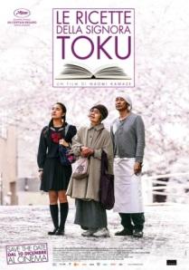 Le Ricette della Signora Toku locandina