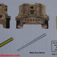 02 Krupp Waffentrager Pak-44 Trumpeter