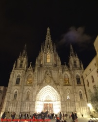 048 Barcellona By Night