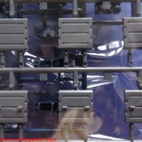 10 Zaku II High Moblility Type Black Tri-Stars