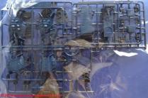 13 Zaku II High Moblility Type Black Tri-Stars