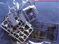 16 Zaku II High Moblility Type Black Tri-Stars