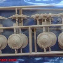 21 Krupp Waffentrager Pak-44 Trumpeter