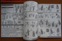 23 Zaku II High Moblility Type Black Tri-Stars
