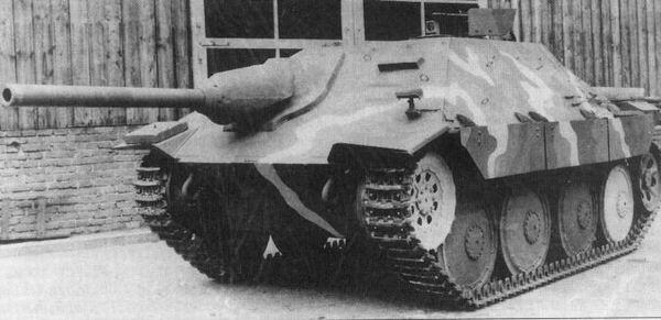 32 Jagdpanzer 38t Starr