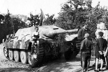 36 Jagdpanzer 38t Starr
