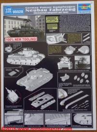 40 Krupp Waffentrager Pak-44 Trumpeter