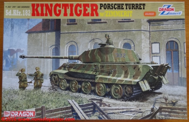 01 Tiger II Porsche Dragon