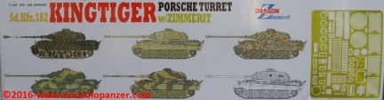 02 Tiger II Porsche Dragon