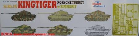 02 Tiger II Porsche Dragon