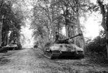 61 Tiger II Porsche Storical