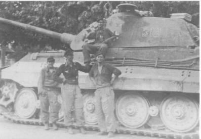 62 Tiger II Porsche Storical