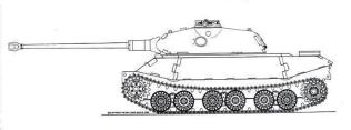 64 Tiger II Porsche Proposal