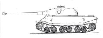 64 Tiger II Porsche Proposal