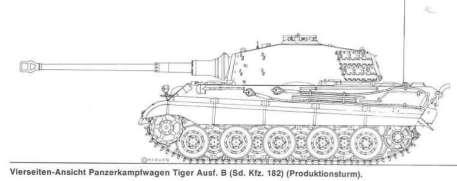 65 Tiger II Henschel
