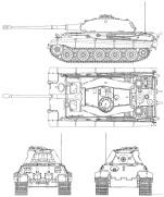 66 Tiger II Porsche
