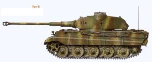 68 Tiger II Porsche
