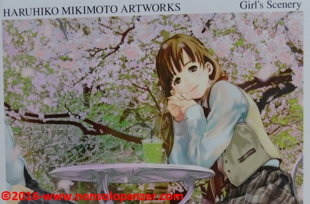 01 Mikimoto Artworks Girls Scenery