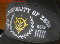 04 ZEON MILITARY APOLLO CAP MOSS - COSPA