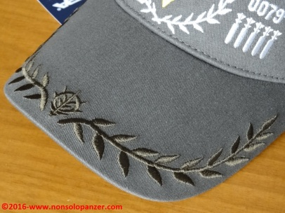 05 ZEON MILITARY APOLLO CAP MOSS - COSPA